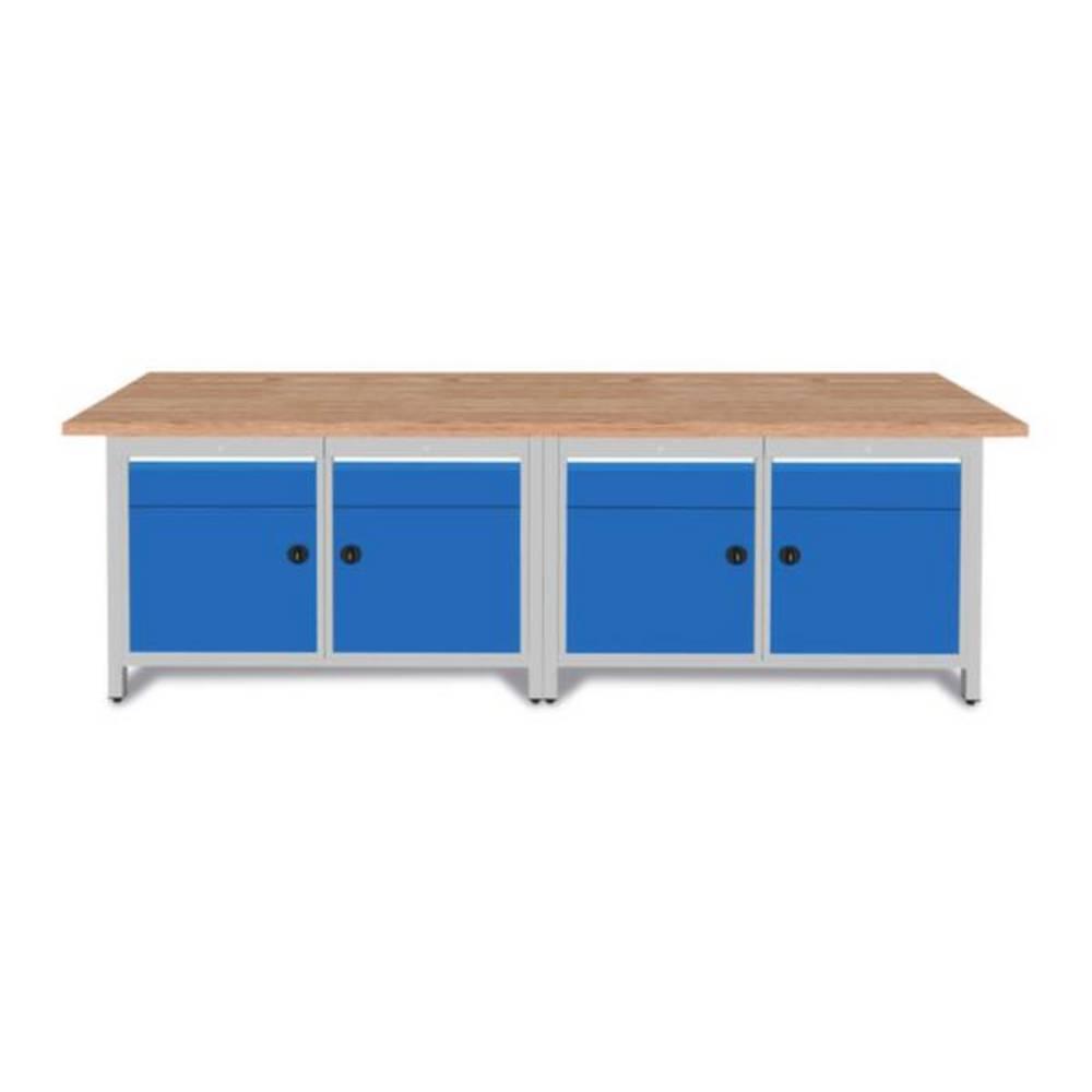 03.15.01-28RVA_4719 Pracovní stůl (š x v x h) 2800 x 860 x 750 mm