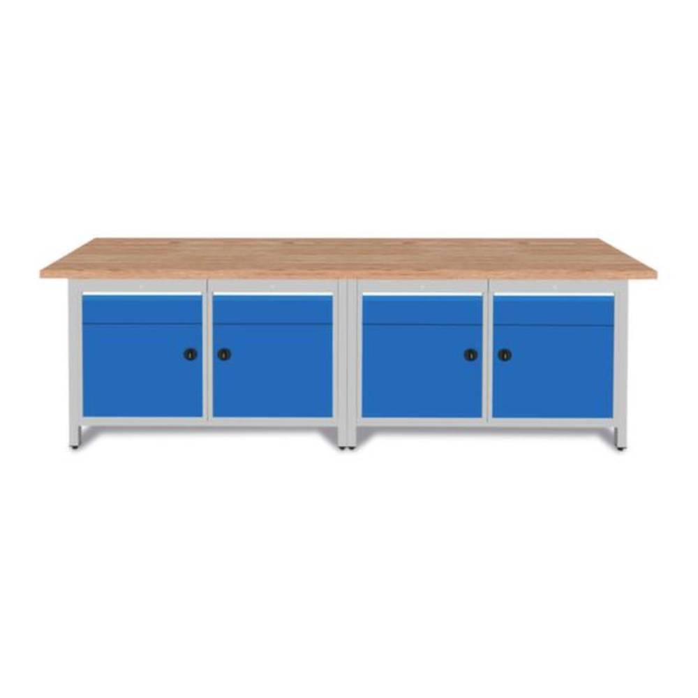 03.15.01-28RVA_4720 Pracovní stůl (š x v x h) 2800 x 860 x 750 mm