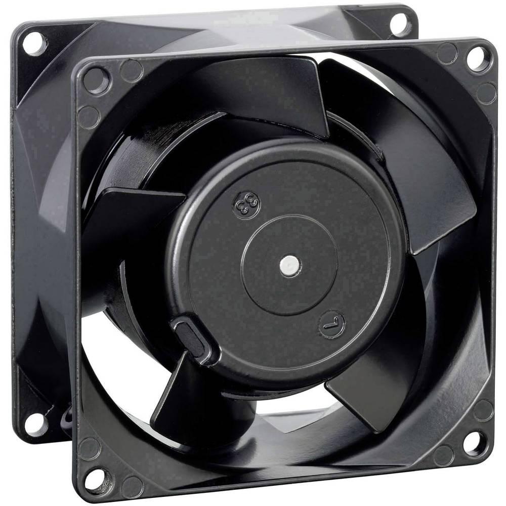 EBM Papst 8556 N axiální ventilátor 230 V/AC 46 m³/h (d x š x v) 80 x 80 x 38 mm