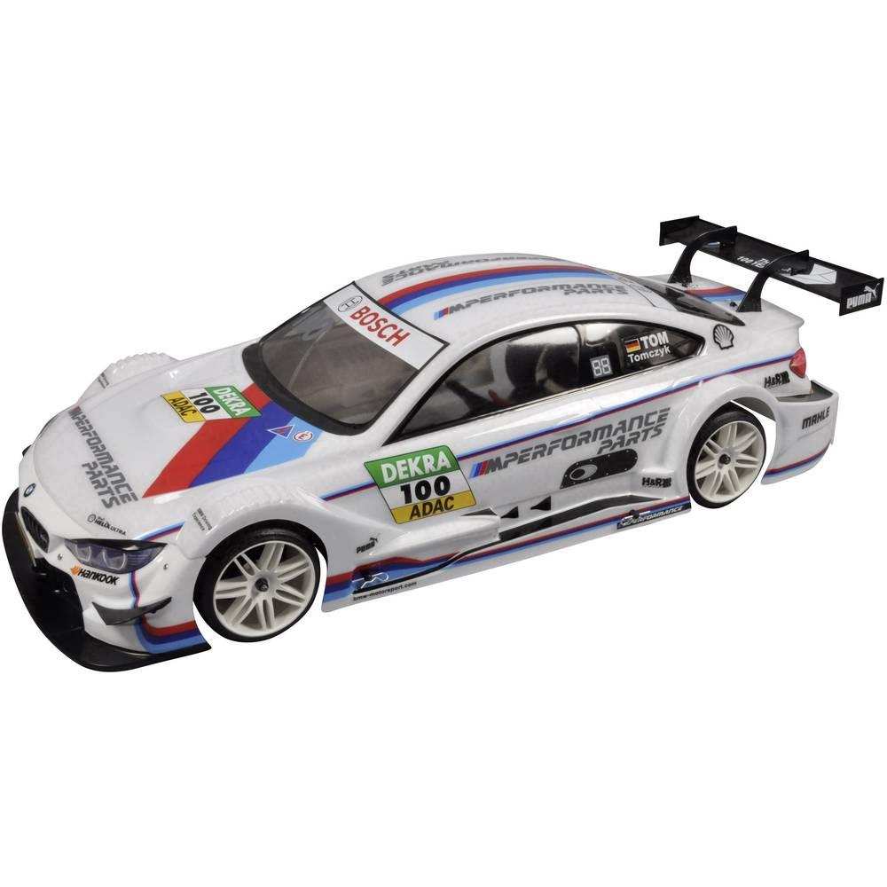 FG Modellsport BMW M4 střídavý (Brushless) 1:5 RC model auta elektrický silniční model 4WD (4x4) RtR 2,4 GHz