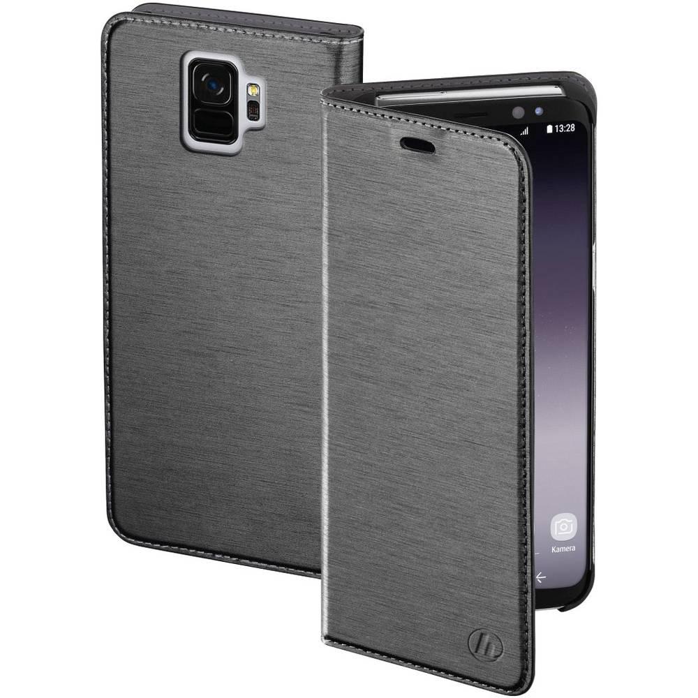 Hama Slim Booklet Samsung Galaxy S9 tmavě šedá