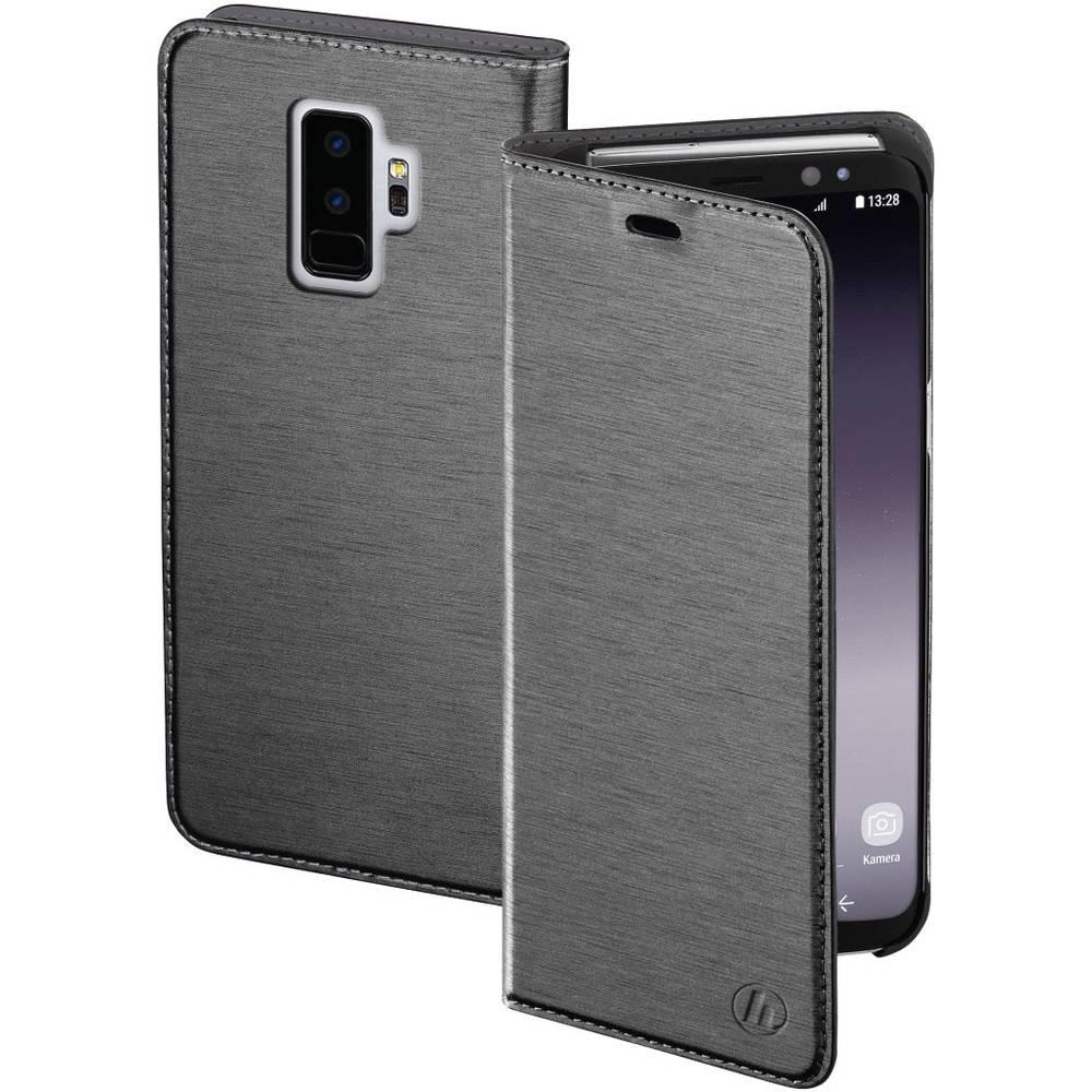 Hama Slim Booklet Samsung Galaxy S9+ tmavě šedá
