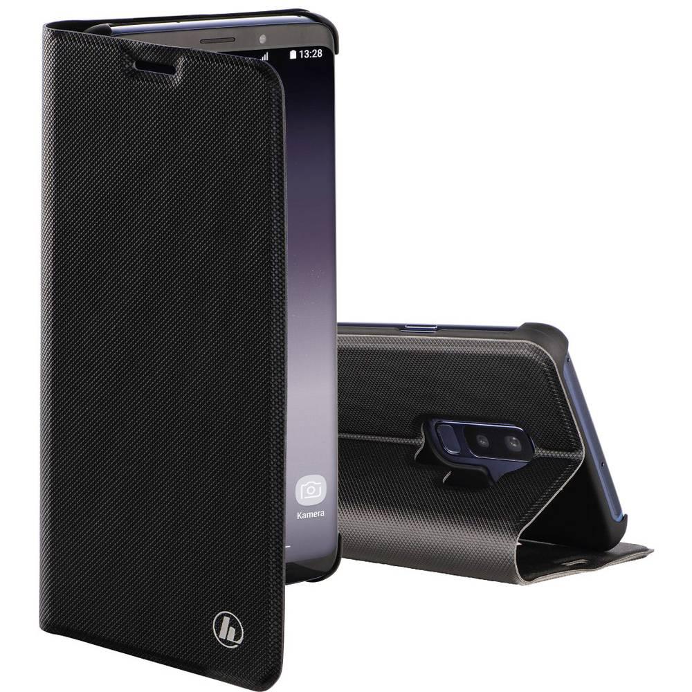 Hama Slim Booklet Samsung Galaxy S9+ černá