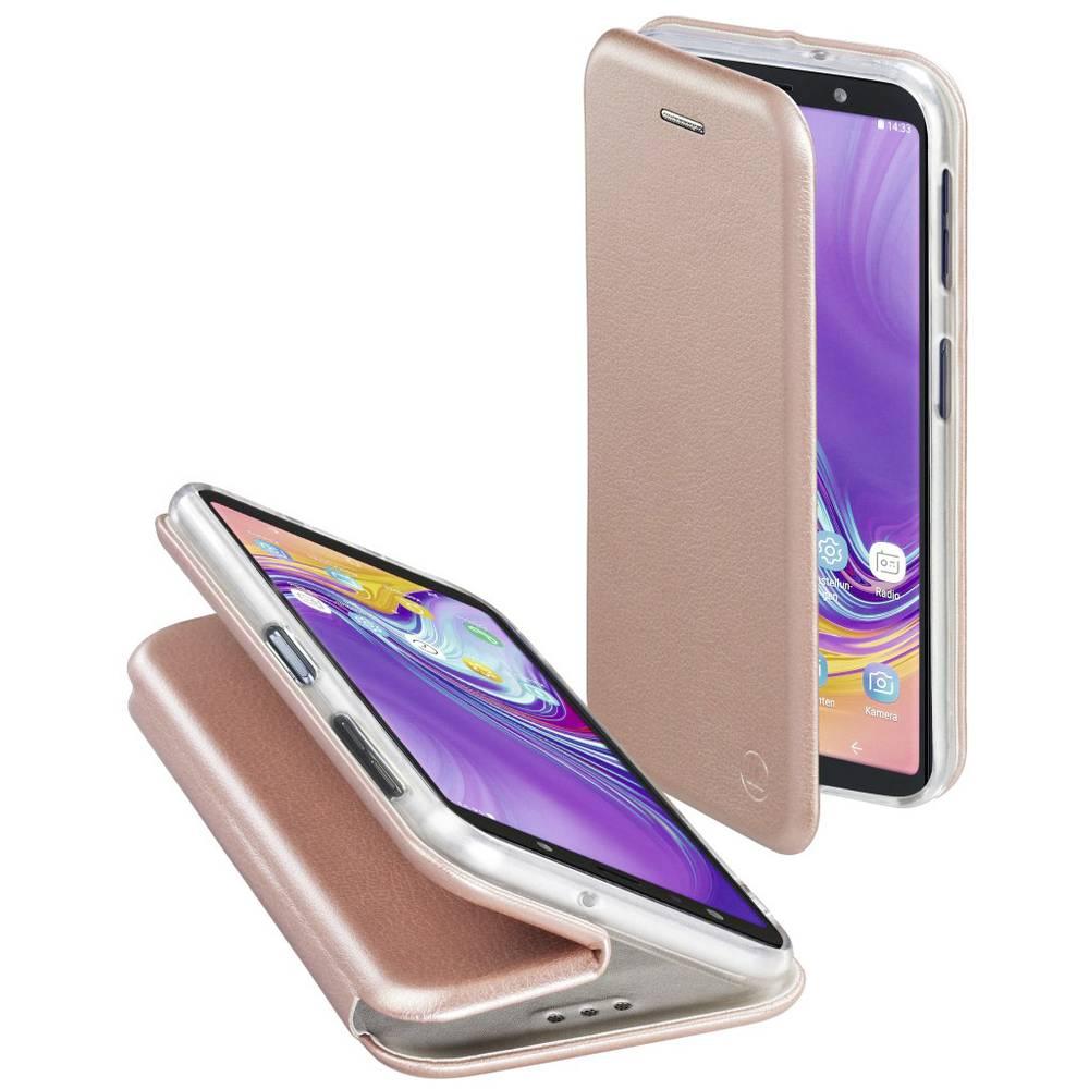 Hama Curve Booklet Samsung Galaxy A7 (2018) růžovozlatá
