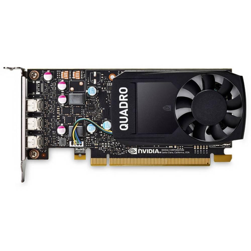 Dell grafická karta - Pracovní stanice Nvidia Quadro P400 2 GB GDDR5 RAM PCIe x16 mini DisplayPort