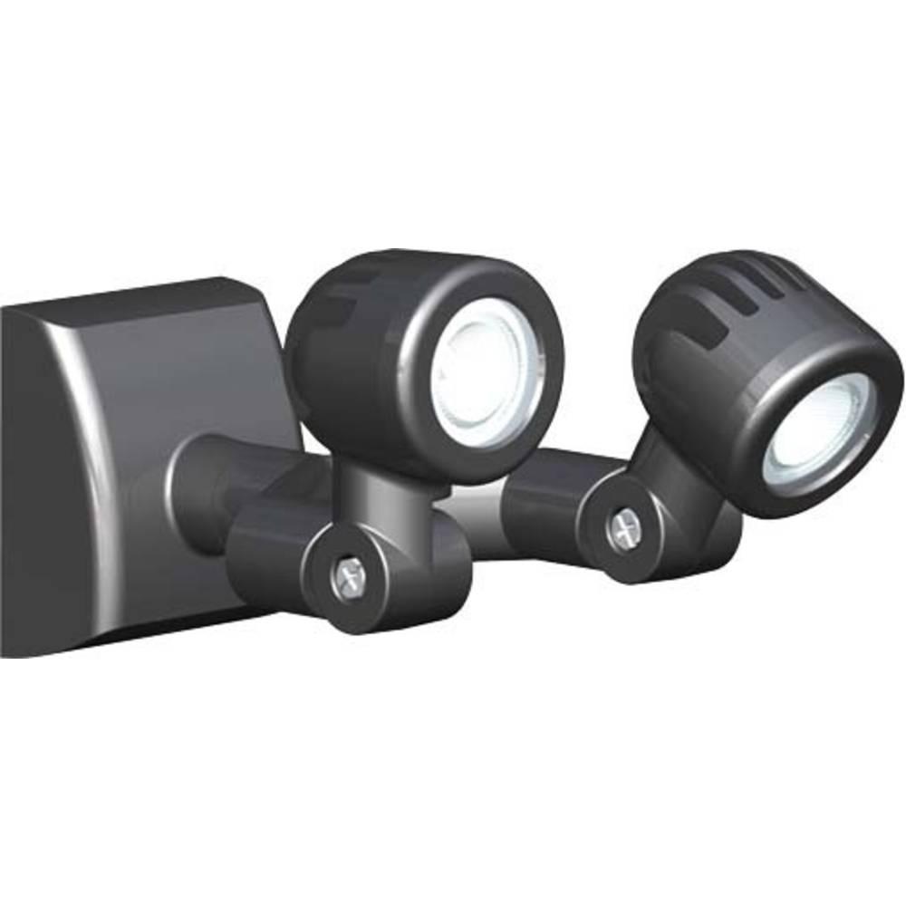 ESYLUX OS 80 LED SPOT 5K sw venkovní LED reflektor LED 8.8 W černá