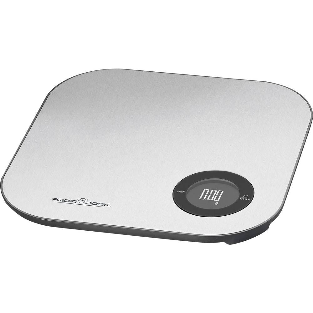 Profi Cook PC-KW 1158 digitální kuchyňská váha digitální Max. váživost=5 kg nerezová ocel