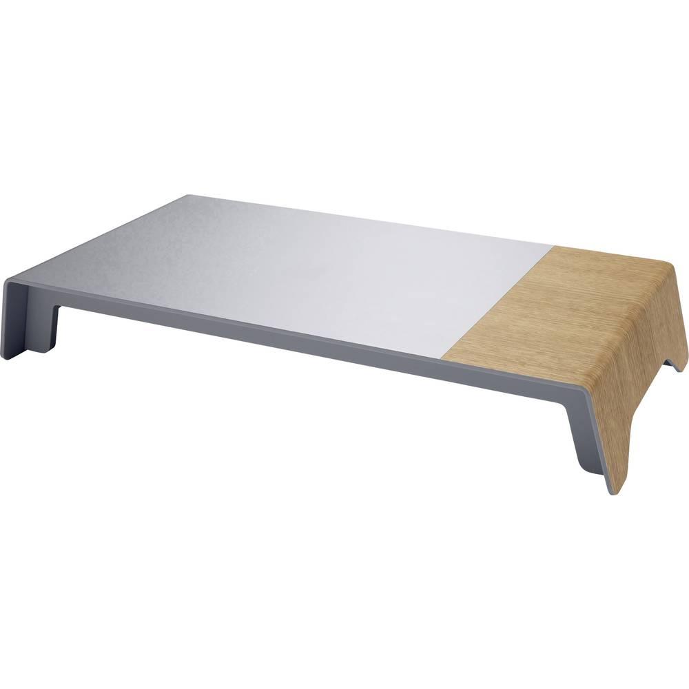 Sigel smartstyle podstavec pod monitor Rozsah výšky: 80 do 80 mm kov, dřevo