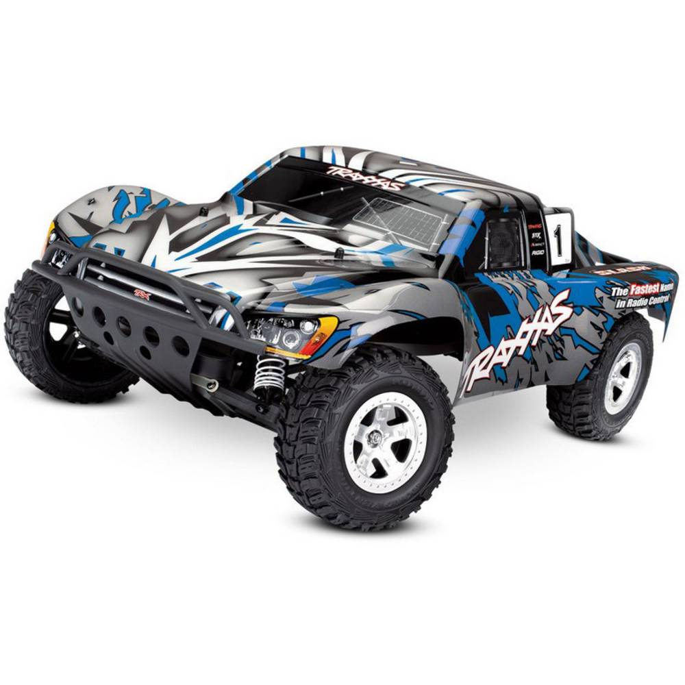 Traxxas Slash 1:10 RC model auta elektrický závodní RC model auta Short Course zadní 2WD (4x2) RtR 2,4 GHz
