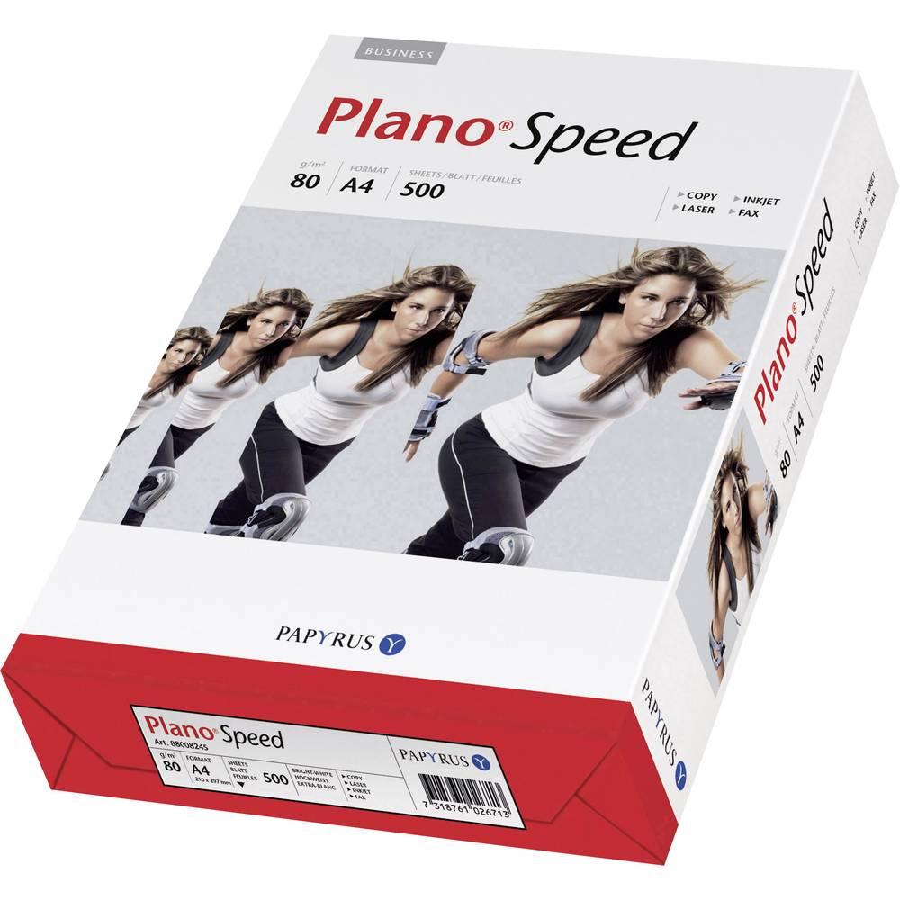 Papyrus Plano® Speed, 88113573, univerzální papír do tiskárny A4, 80 g/m², 500 listů, bílá