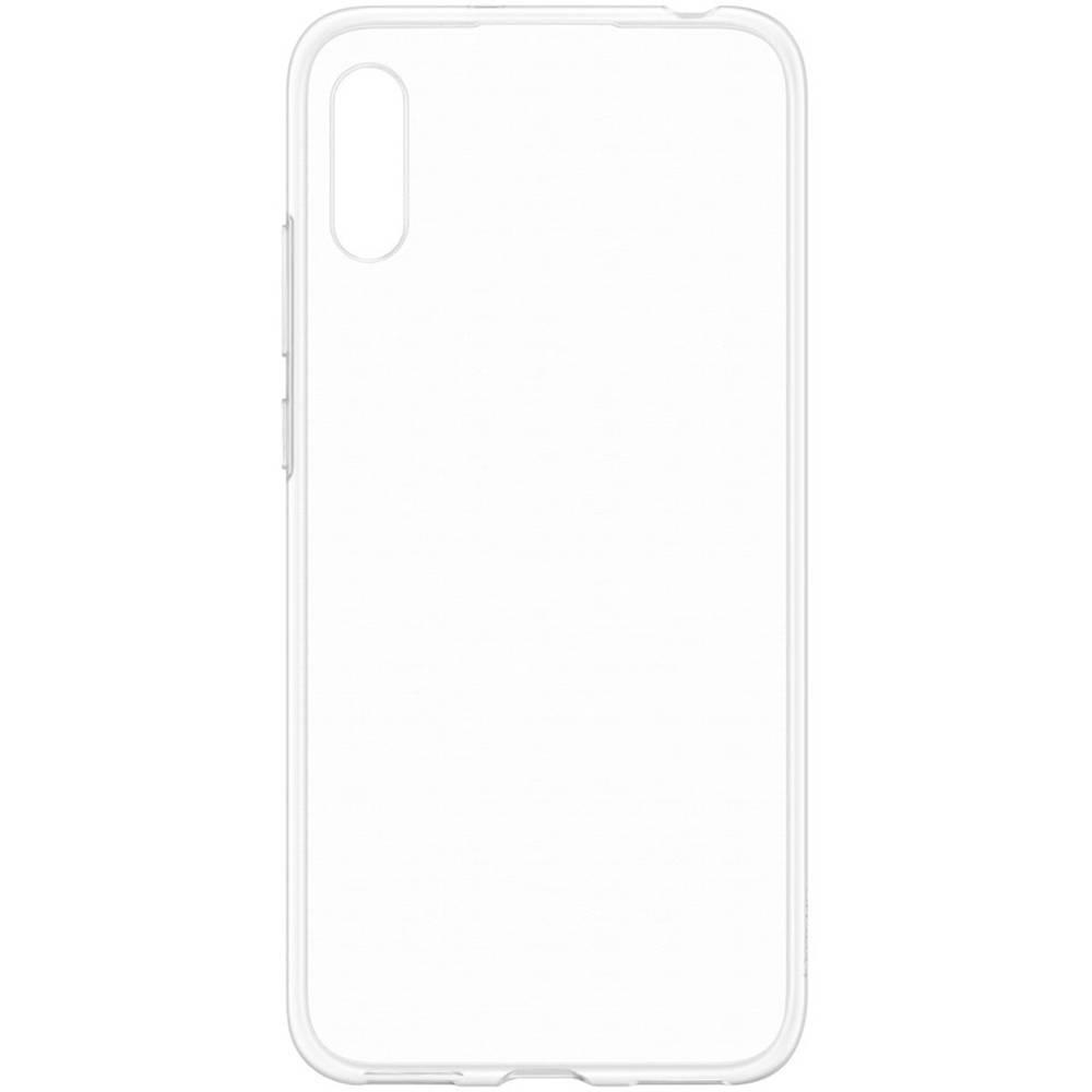 HUAWEI TPU Case (ohne NFC) zadní kryt na mobil Huawei Y6 (2019) transparentní