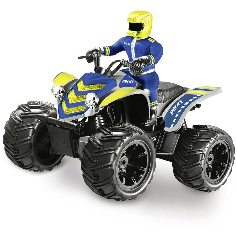 "Revell Control 24644 Quad ""Police"" 1:10 RC model auta elektrický quad"
