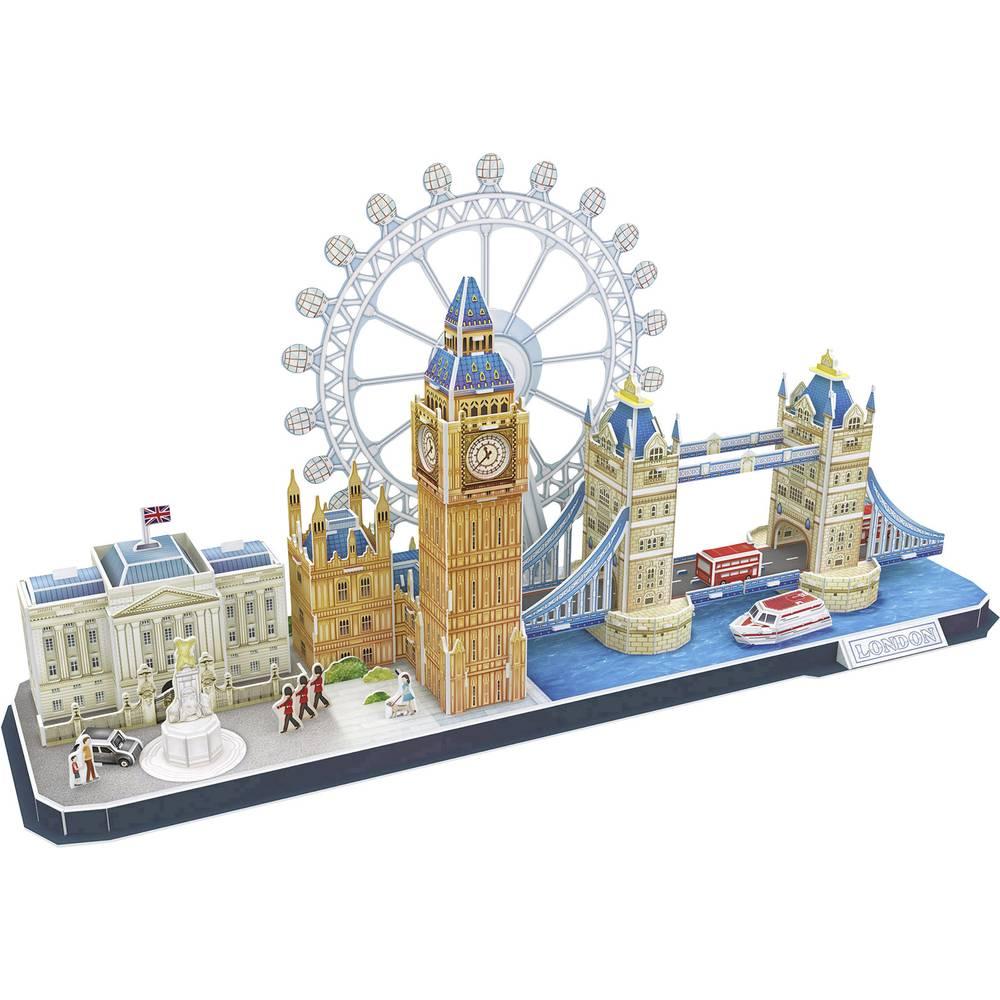 3D puzzle London Skyline