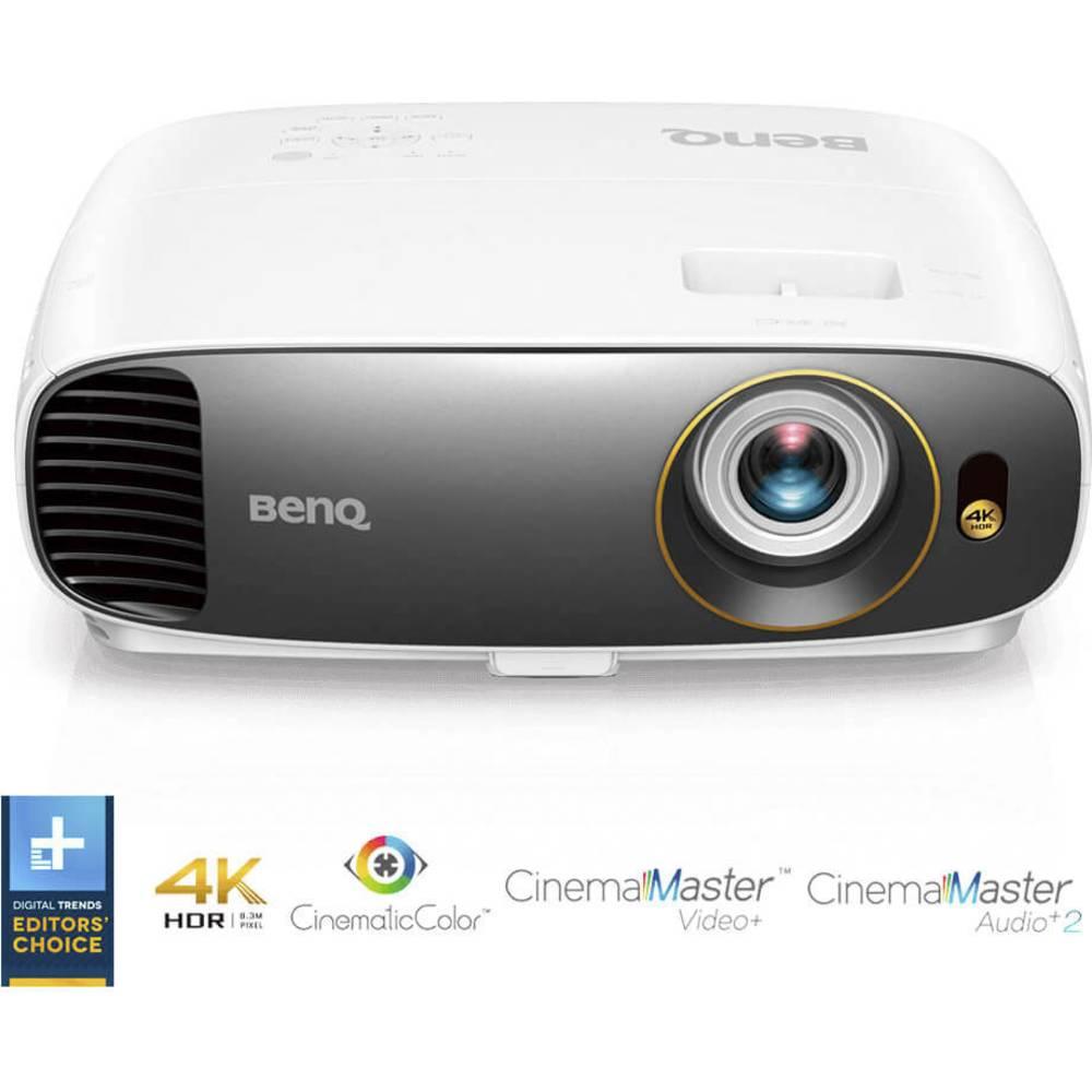 BenQ projektor W1720 DLP Světelnost (ANSI Lumen): 2000 lm 3840 x 2160 UHD 10000 : 1 bílá, šedá