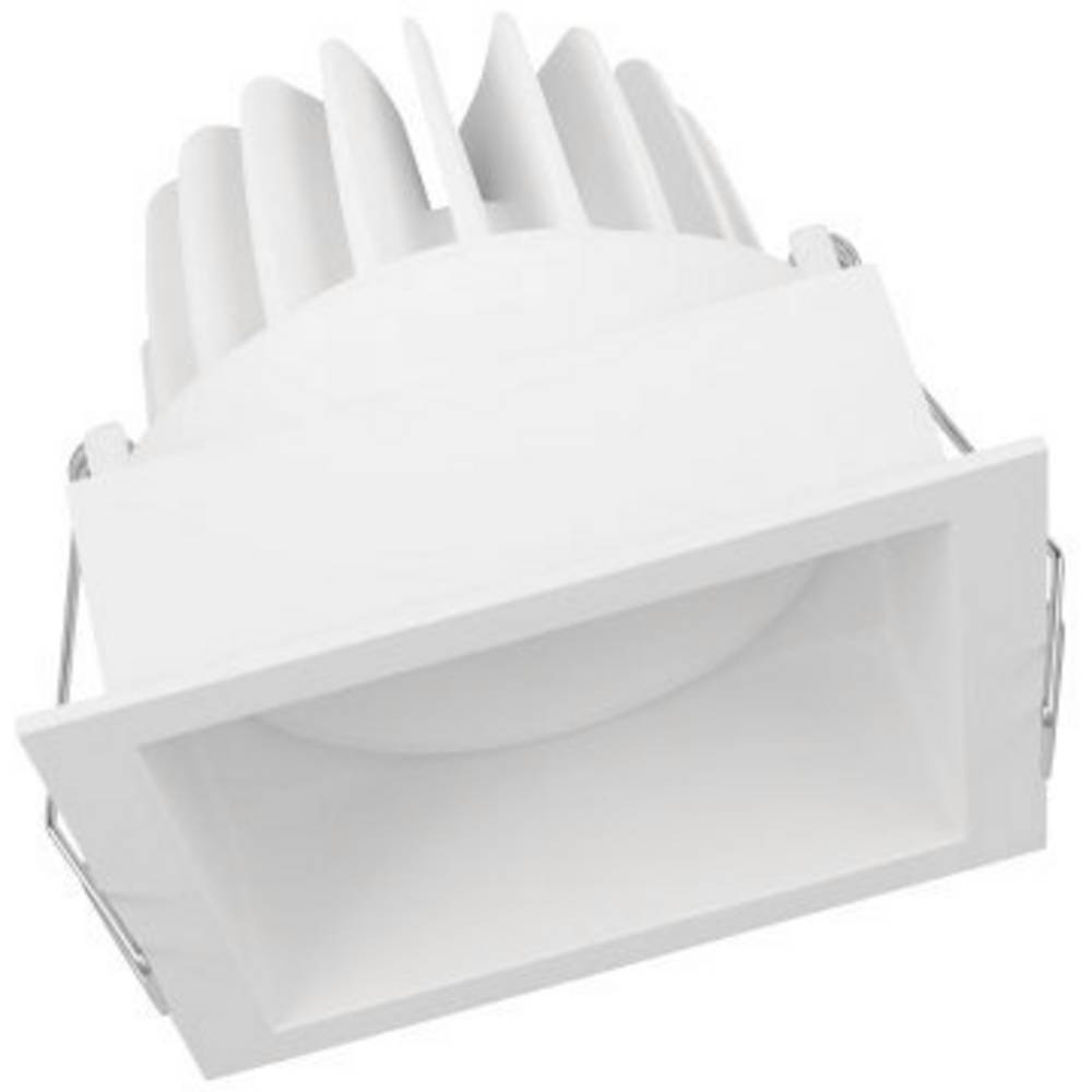LEDVANCE SPOT SQUARE DARKLIGHT ADJUST (EU) 4058075114043 LED vestavné svítidlo 8 W teplá bílá bílá