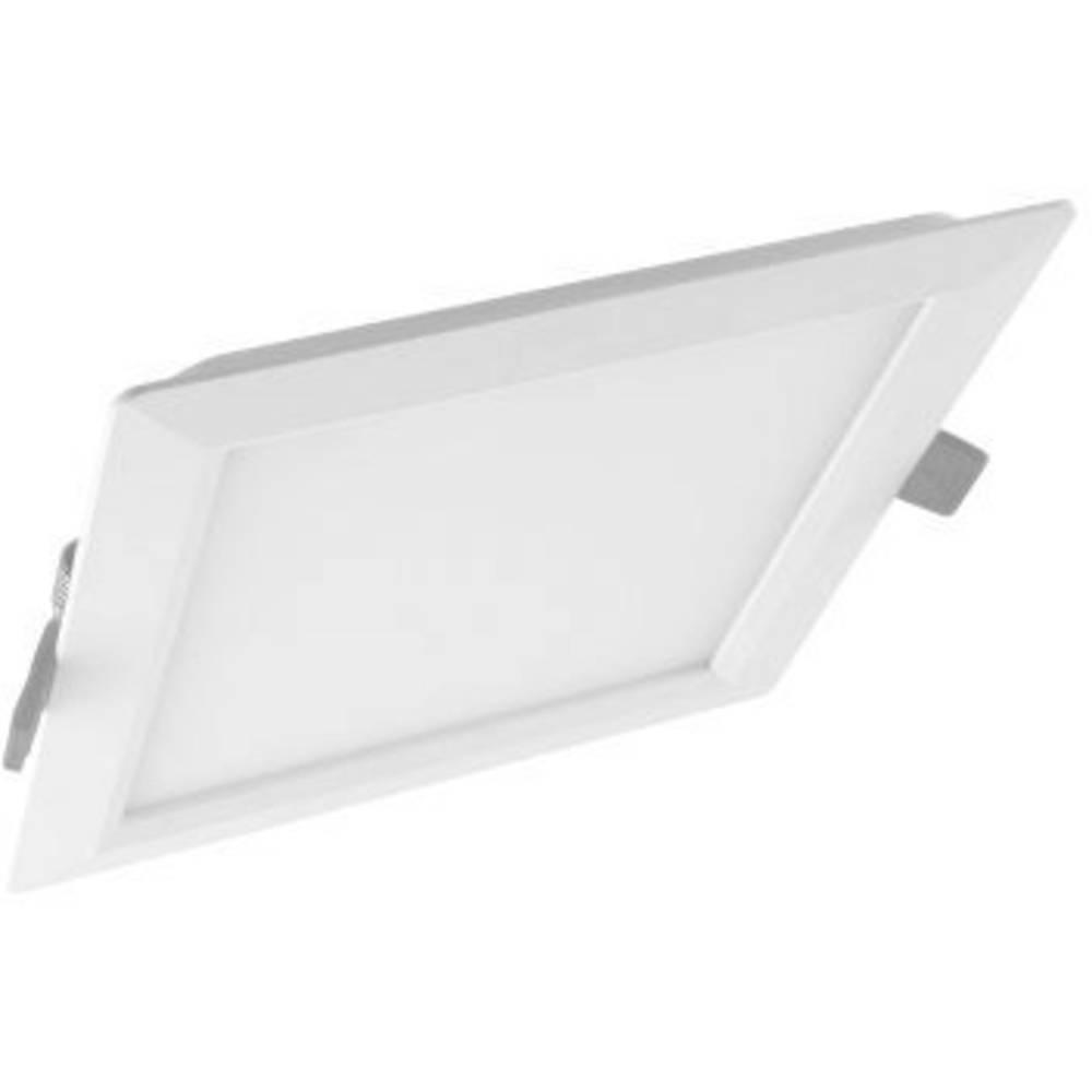 LEDVANCE DOWNLIGHT SLIM SQUARE (EU) 4058075079335 LED vestavné svítidlo 18 W teplá bílá bílá