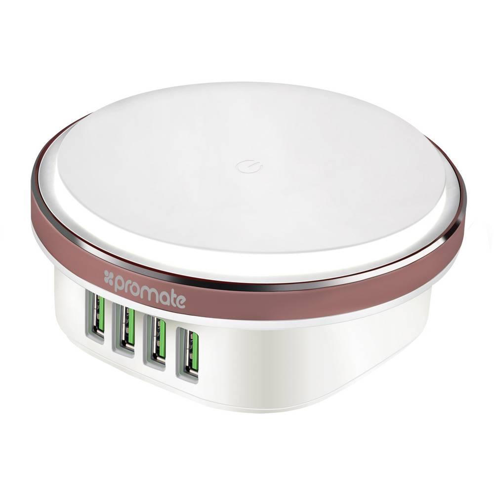 Pro Mate ChargeLite-4 ChargeLite4-EU USB nabíjecí stanice do zásuvky (230 V) Výstupní proud (max.) 4400 mA 4 x USB