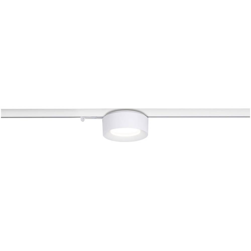 Paulmann Cavar nízkonapěťové světelné lišty NanoRail pevně vestavěné LED 6.5 W LED bílá (matná)