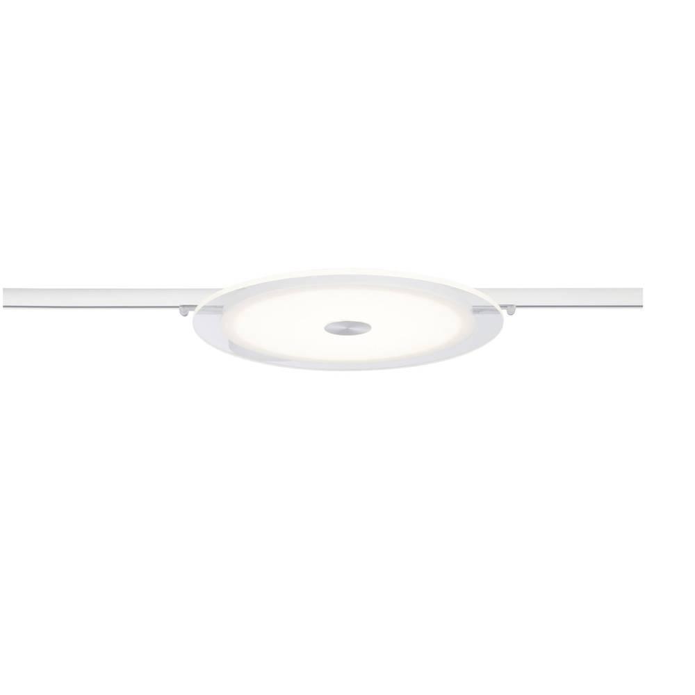 Paulmann Luno nízkonapěťové světelné lišty NanoRail pevně vestavěné LED 6.5 W LED bílá (matná)