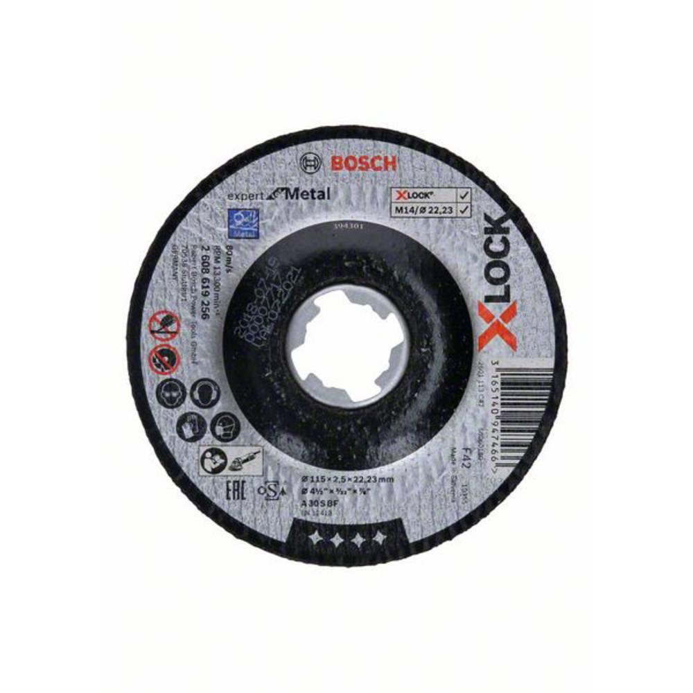 Bosch Accessories 2608619256 řezný kotouč lomený 115 mm 1 ks
