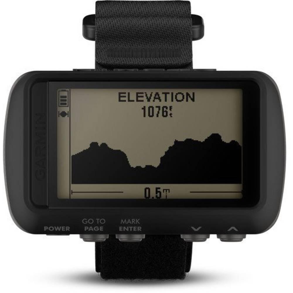 Garmin Foretrex 601 outdoorová navigace turistika GPS , GLONASS , chráněné proti stříkající vodě