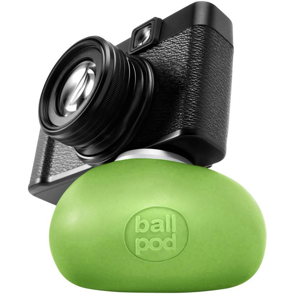 Ballpod Stativ foto stativ 1/4palcové zelená
