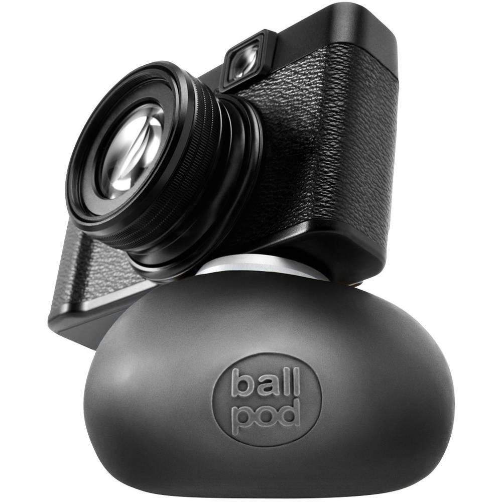 Ballpod Stativ foto stativ 1/4palcové černá