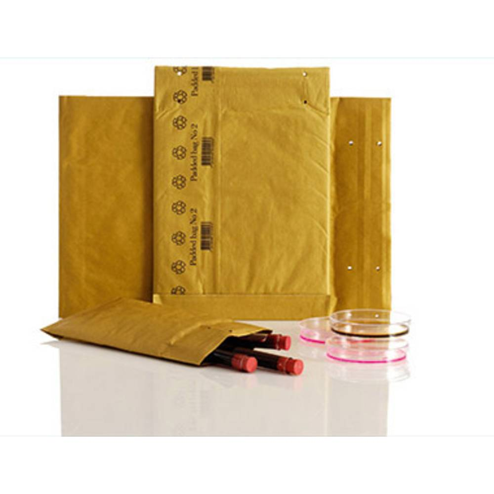 BONG 00012006 papírová polstrovaná taška (š x v) 240 mm x 360 mm hnědá 100 ks/bal. 100 ks