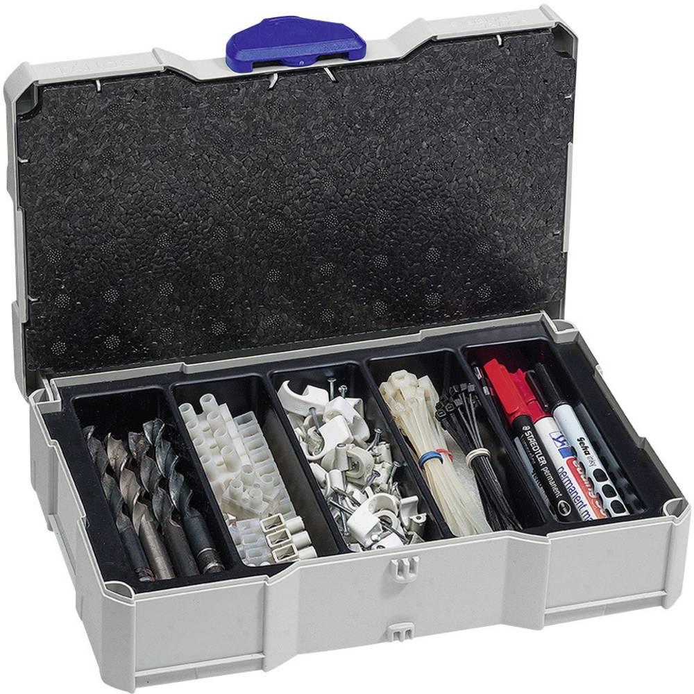 Tanos MINI-systainer® T-Loc I 80590506 box na nářadí plast ABS (š x v x h) 265 x 71 x 171 mm