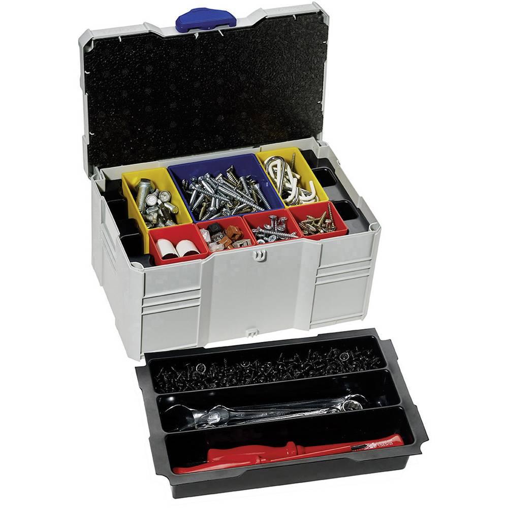 Tanos MINI-systainer® T-Loc III 80590830 box na nářadí plast ABS , polystyren (š x v x h) 265 x 142 x 171 mm