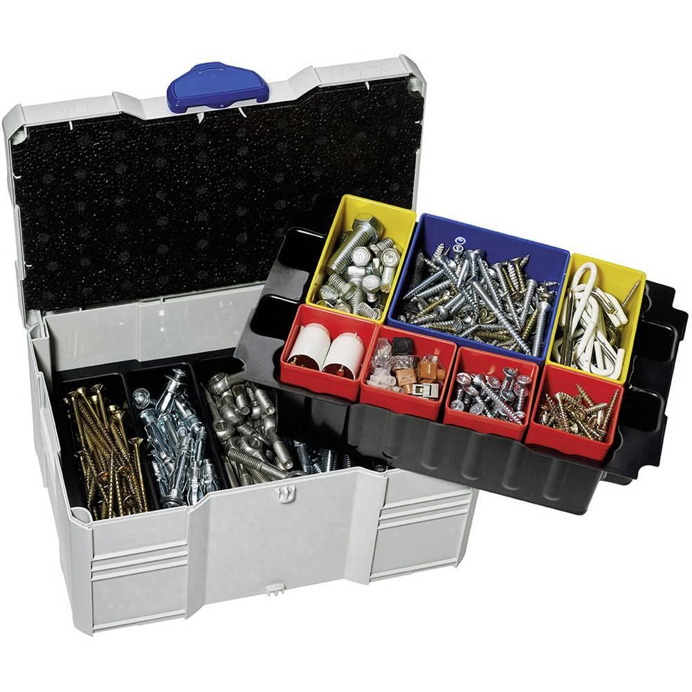 Tanos MINI-systainer T-Loc III 80590832 box na nářadí plast ABS , polystyren (š x v x h) 265 x 142 x 171 mm