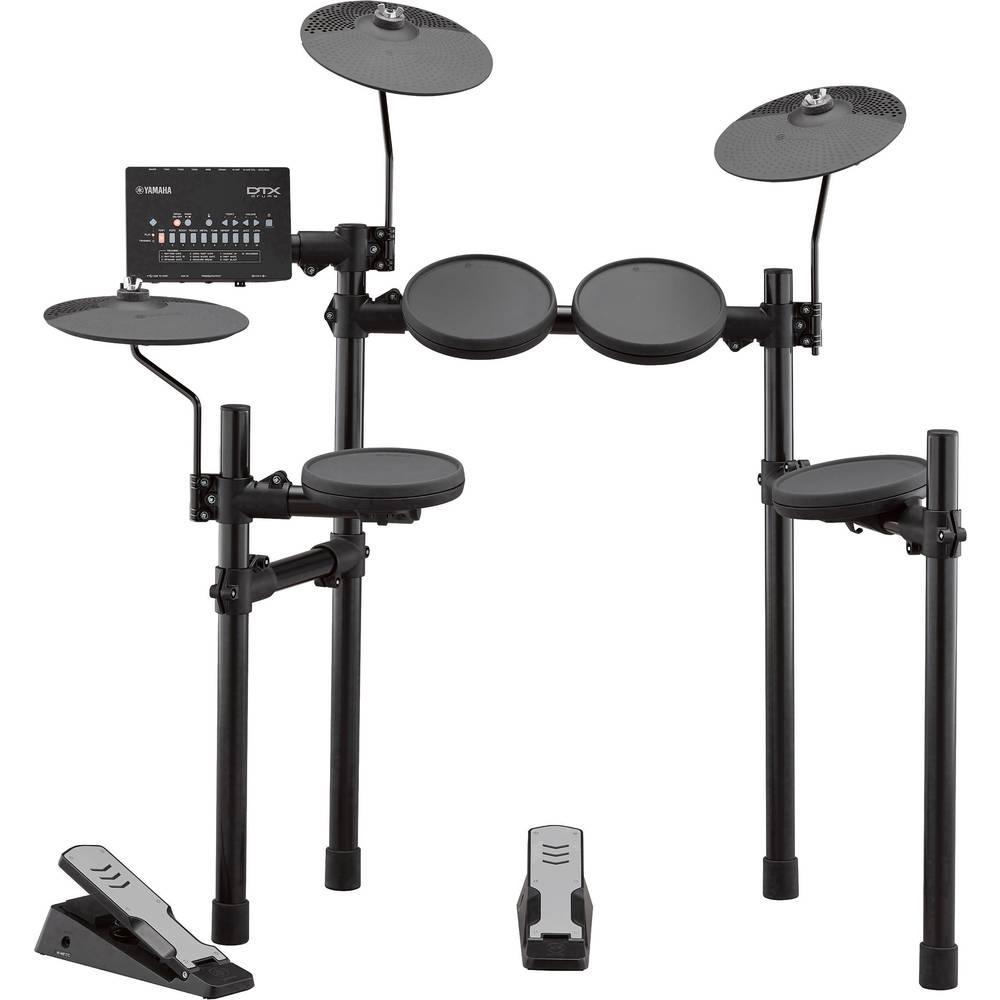 Yamaha DTX-402K elektronické bicí černá