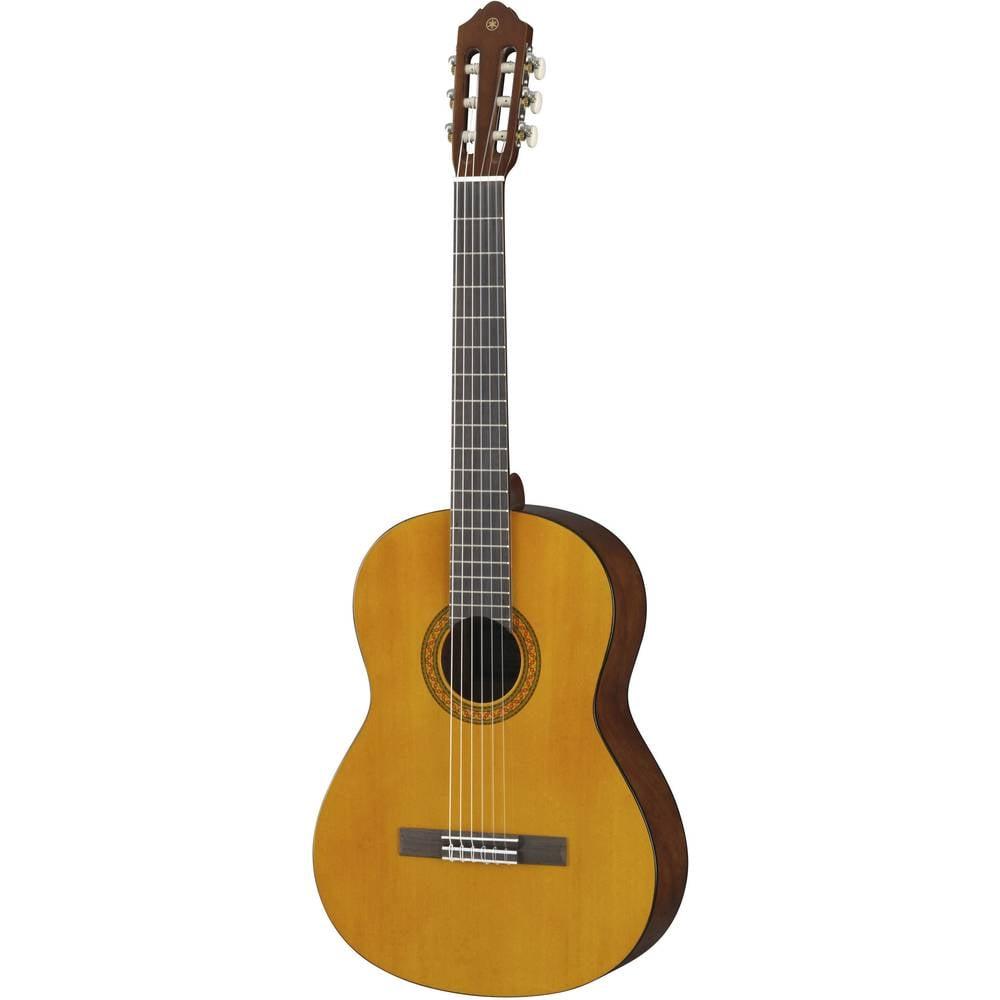 Yamaha C 40MII koncertní kytara 4/4 dřevo (matné)