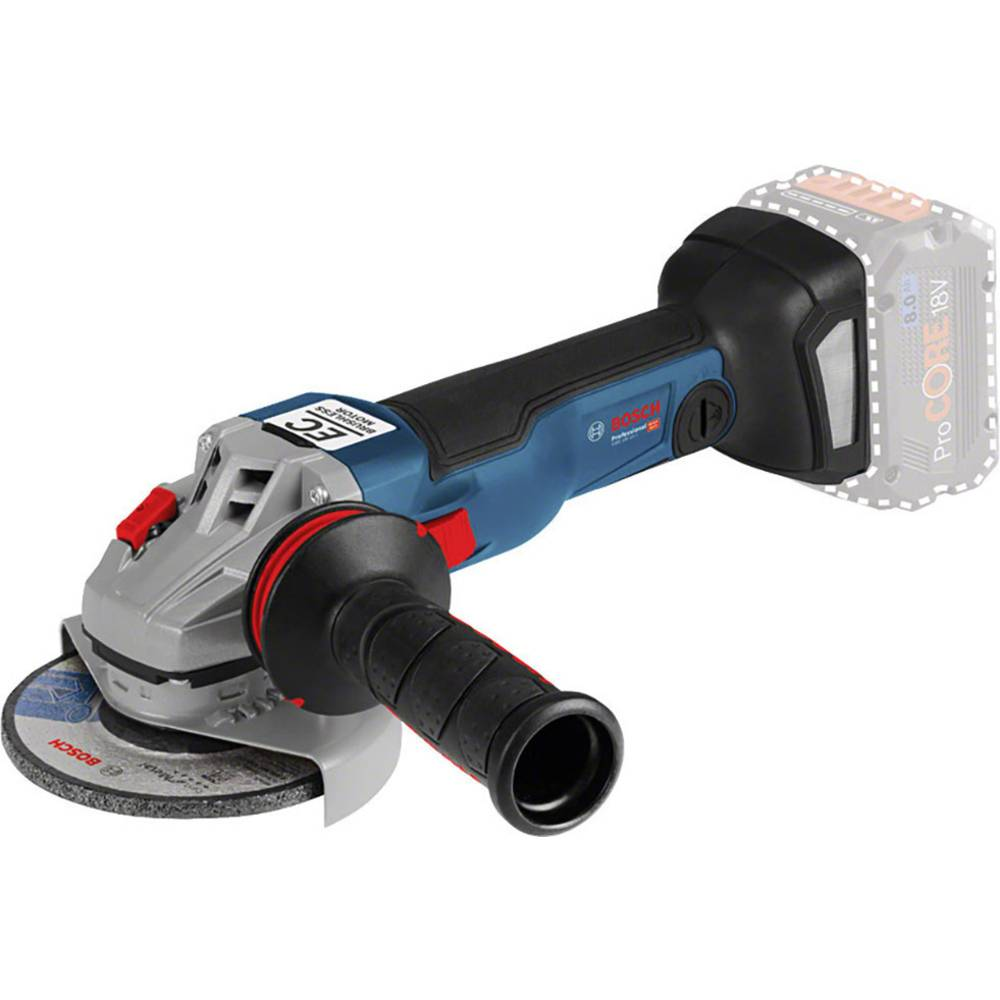 Bosch Professional 06019G320A Akumulátorová úhlová bruska 125 mm bez akumulátoru 18 V