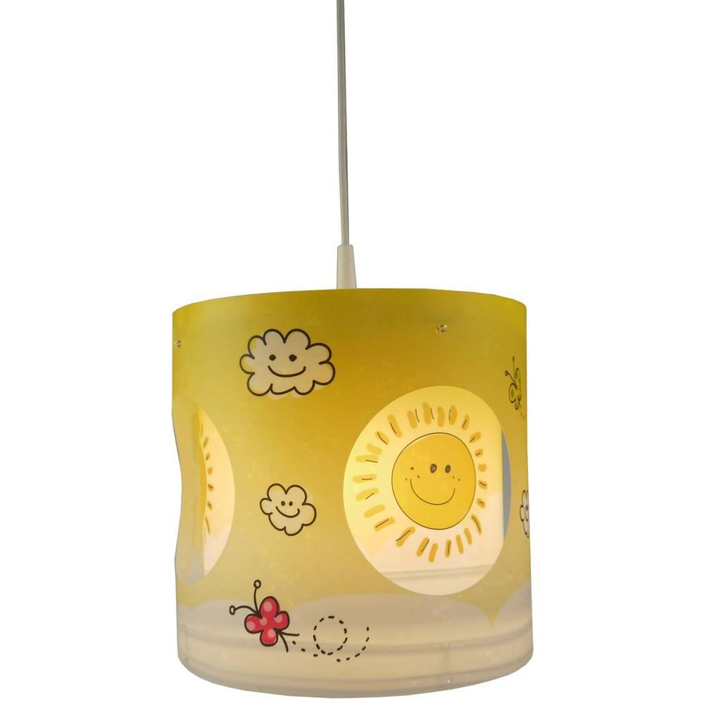 Niermann Sunny slunce závěsné světlo úsporná žárovka, LED E27 60 W barevná