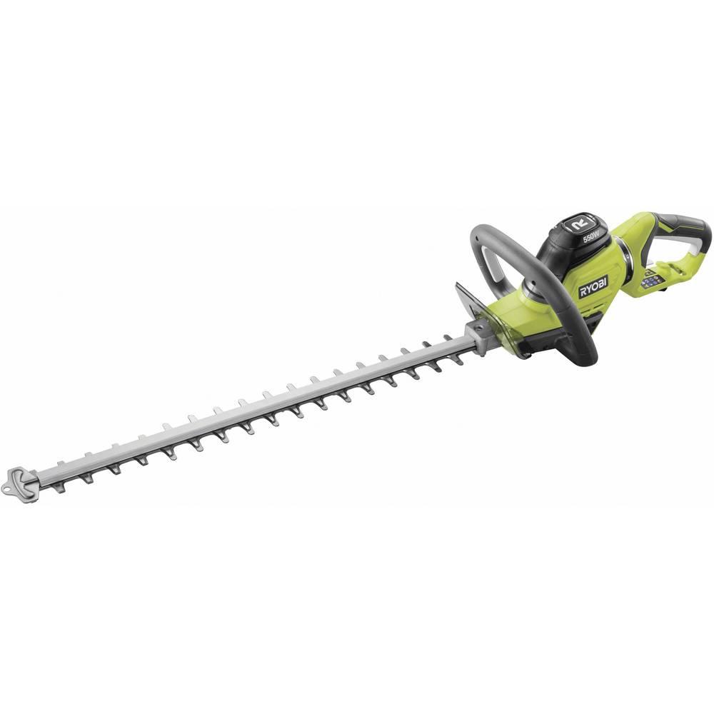 Ryobi RHT5655RS elektrika nůžky na živý plot 550 mm