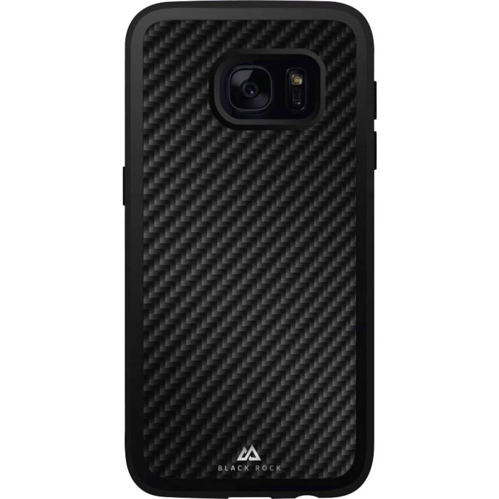 Black Rock Material Case Real Carbon zadní kryt na mobil Samsung Galaxy S8 černá