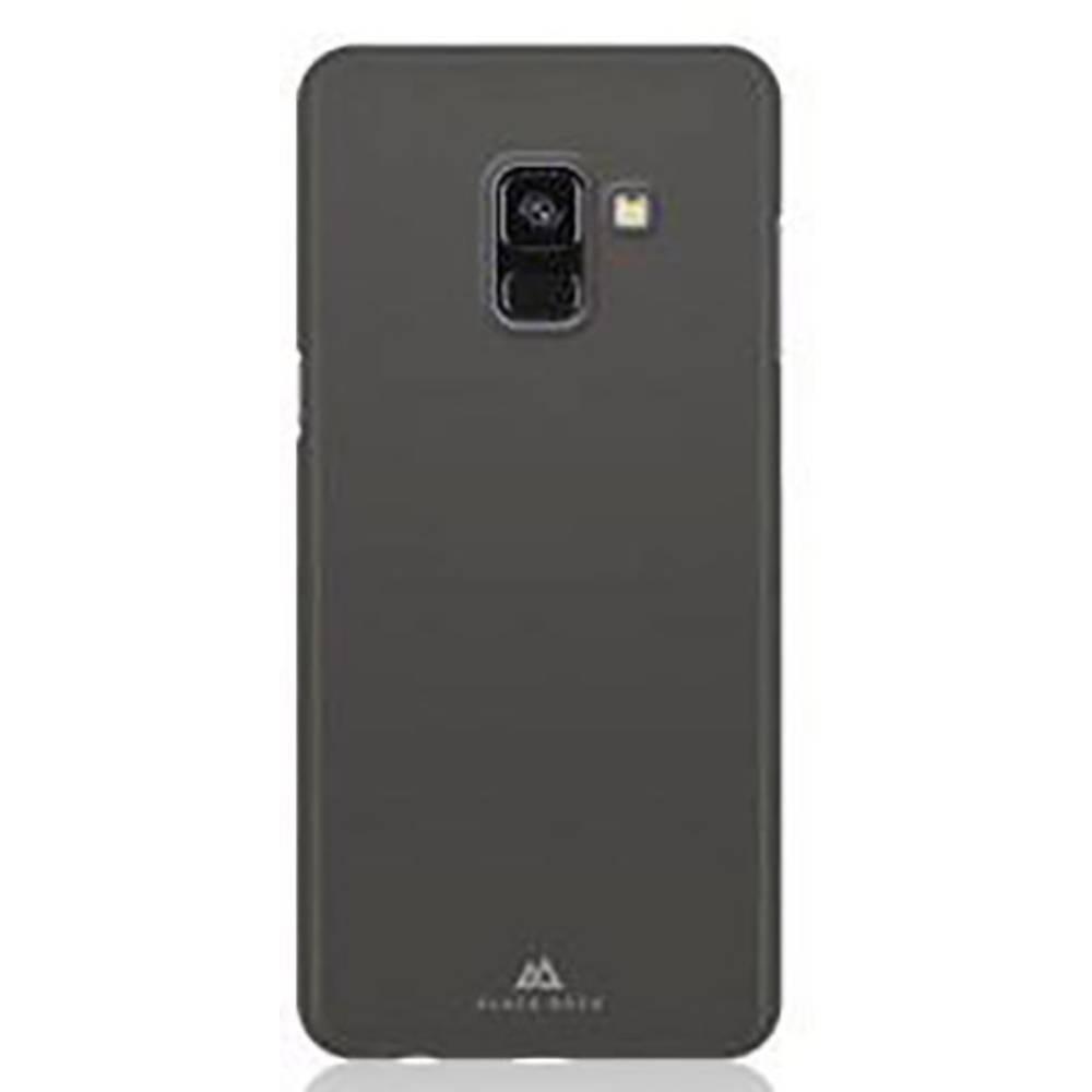 Black Rock Ultra Thin Iced zadní kryt na mobil Samsung A8 černá