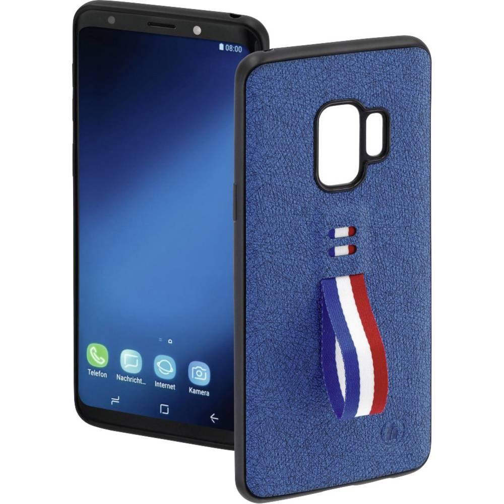 Hama Red Sensation No. 3 zadní kryt na mobil Samsung Galaxy S9 modrá, červená