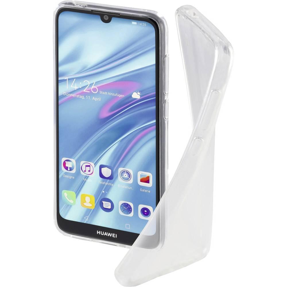 Hama Crystal Clear zadní kryt na mobil Huawei Y6 (2019) transparentní