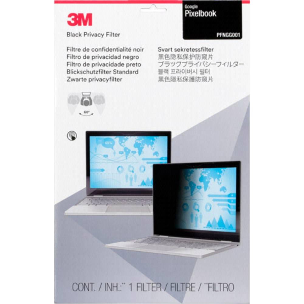 """3M PFNGG001 fólie chránicí proti blikání obrazovky 31,2 cm (12,3"""") Formát obrazu: 16:9 7100167660 Vhodný pro: Google Pixelbook"""