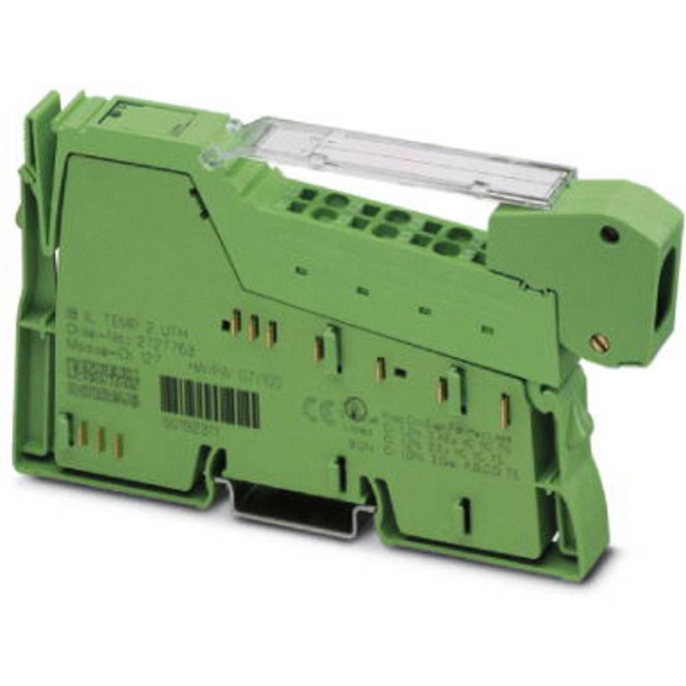 Phoenix Contact IB IL TEMP 2 UTH-XC-PAC 2701216 inline svorka 7.5 V/DC