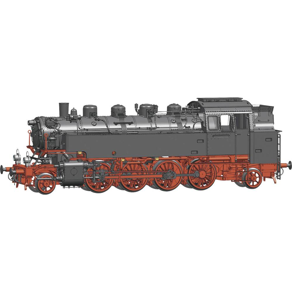 Roco 73022 Parní lokomotiva H0 BR 86 značky DB