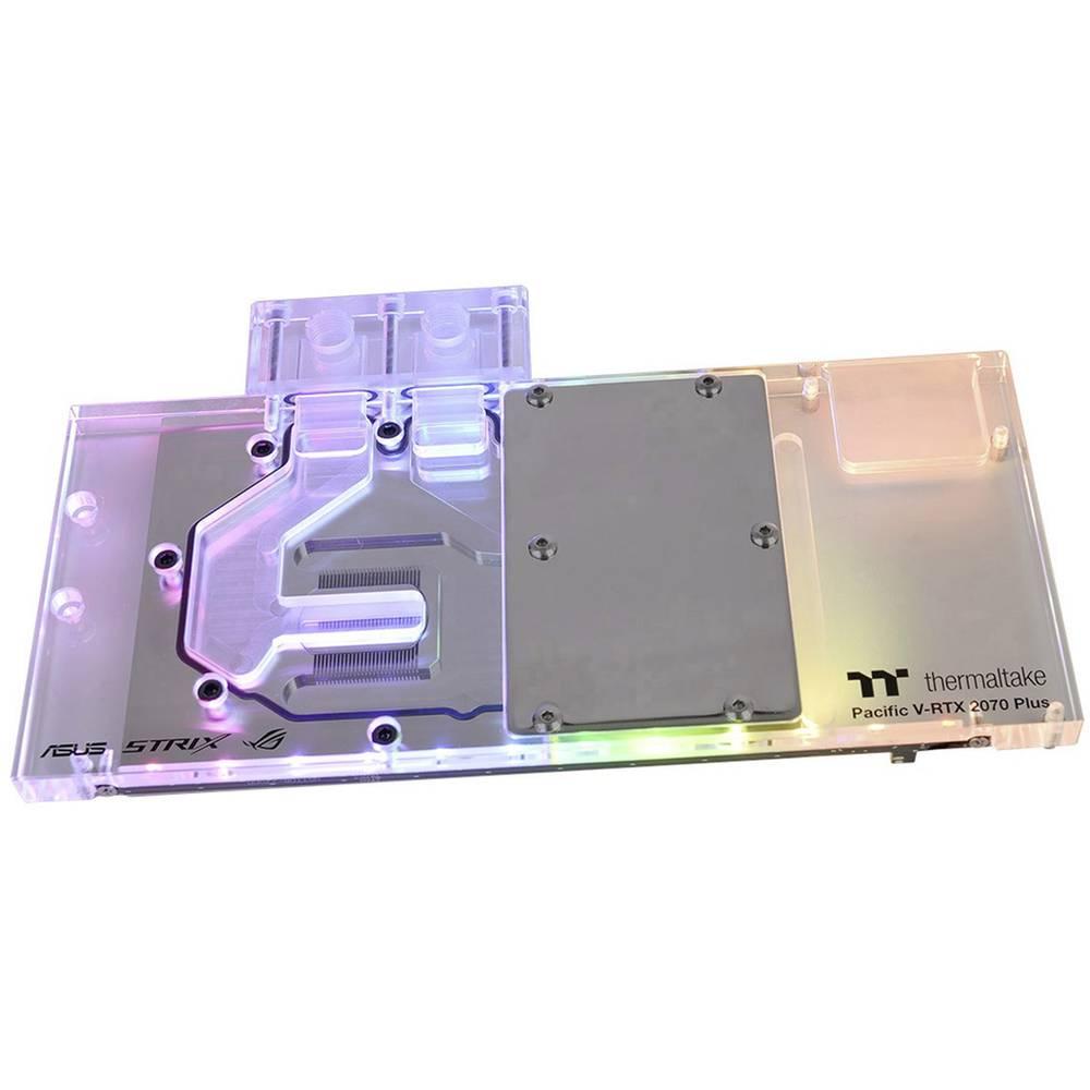 Thermaltake Pacific V-RTX 2070 Plus Water Block chladič grafické karty