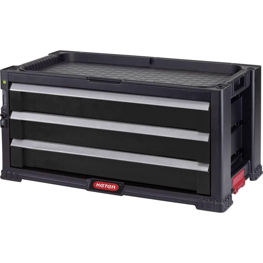 KETER 237791 box na nářadí černá