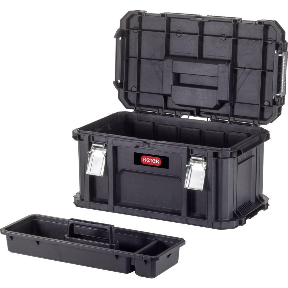 KETER 239995 Connect box na nářadí černá