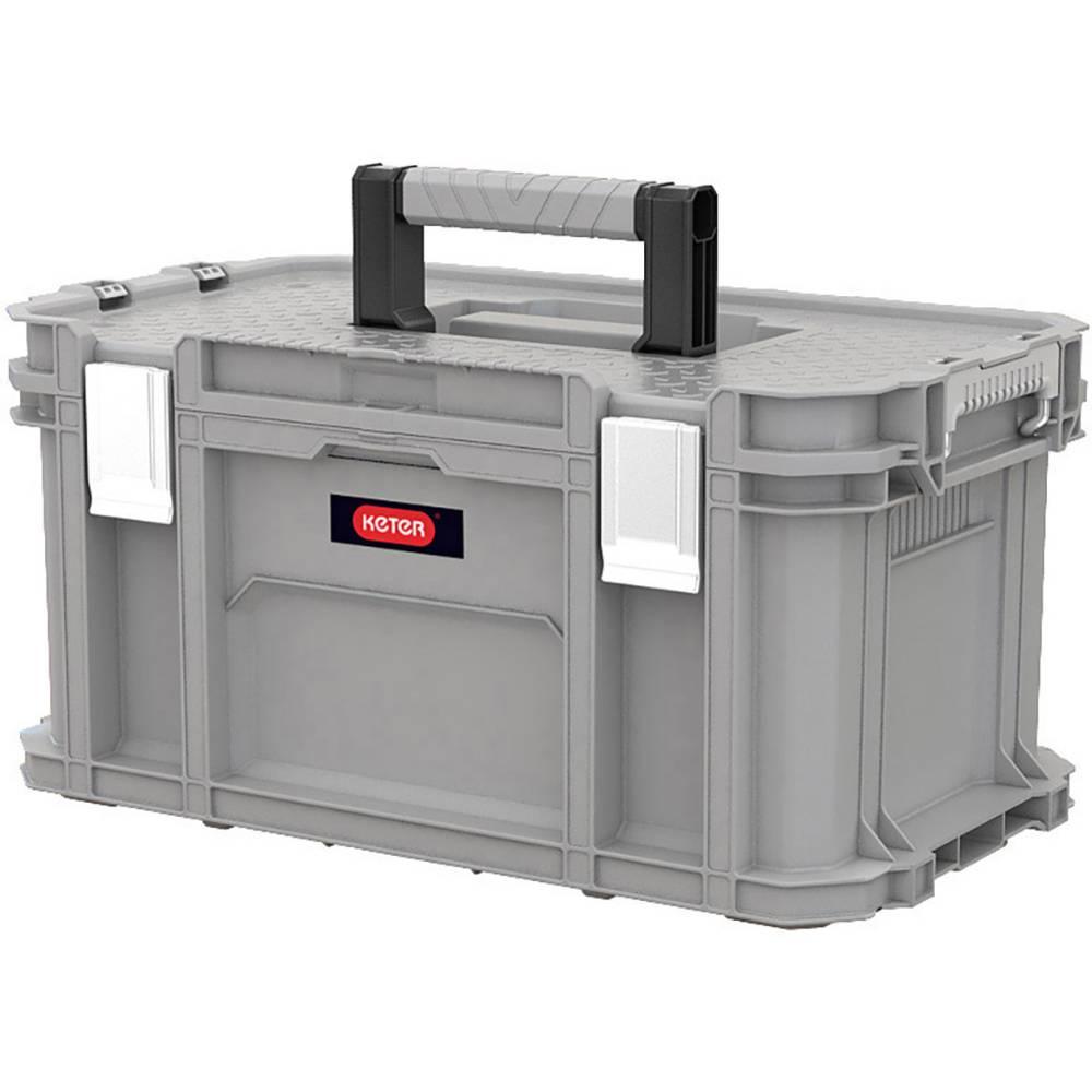 KETER 240574 Connect box na nářadí šedá