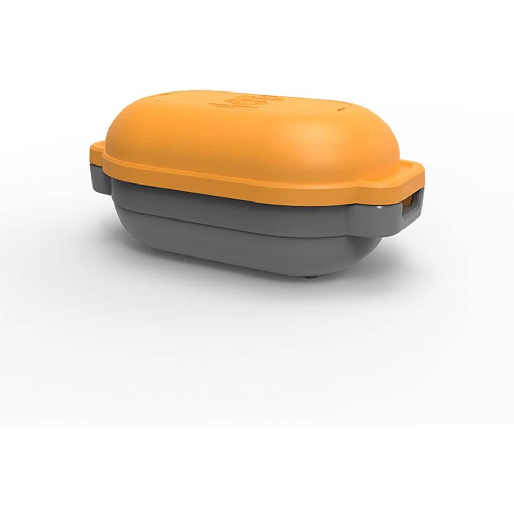 511648 Morphy Richards Mico Potato nádobí do mikrovlnné trouby oranžová, černá