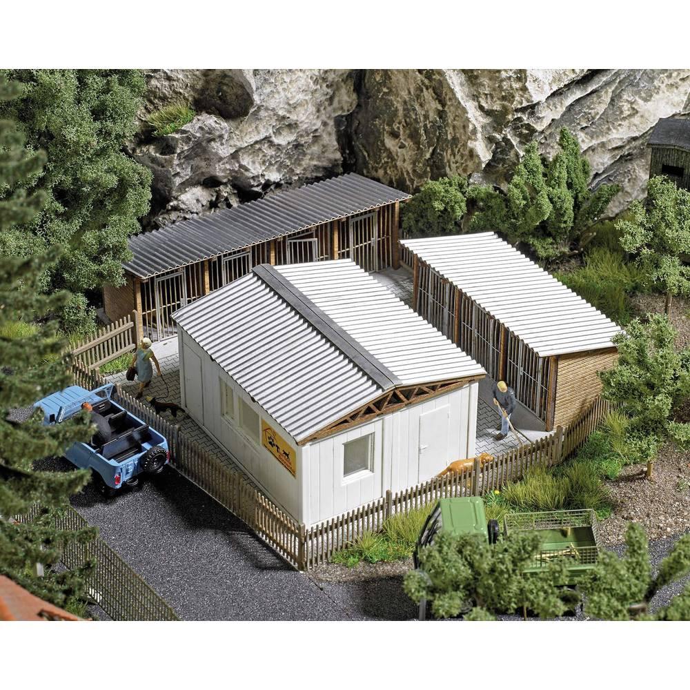 Busch 1671 H0 Kompaktní domov pro zvířata