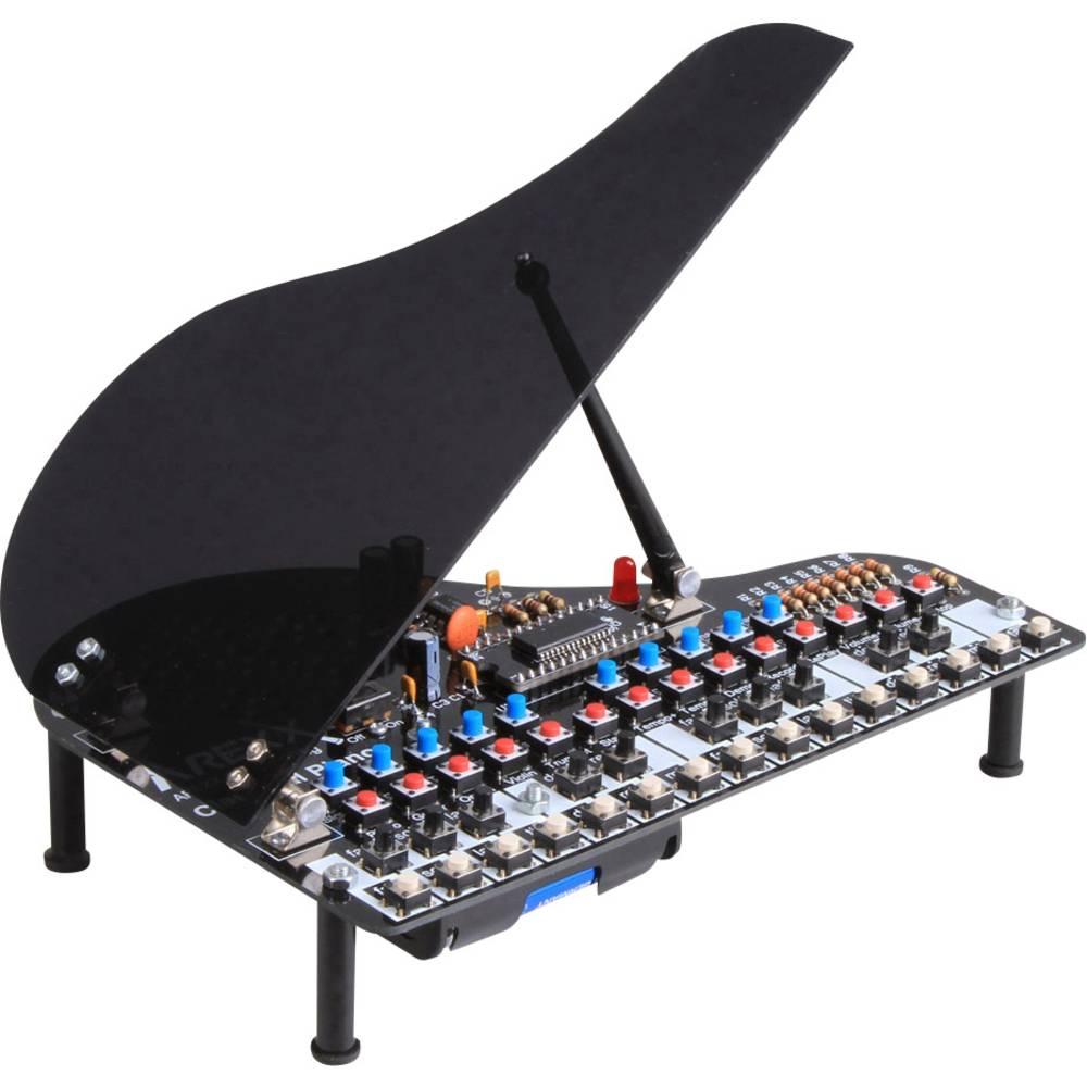 Arexx CP-01K elektronické piano stavebnice 4.5 V